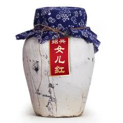 女儿红10kg大坛装干型绍兴黄酒手工冬酿原浆花雕酒老酒友之选