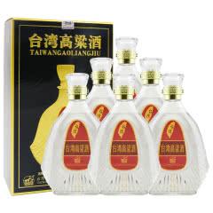 58°台湾高粱酒窖藏陈酿 传统台湾风味 清香型白酒礼盒600ml(6瓶装)