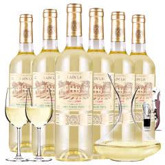 拉斐庄园2009珍酿原酒进口干白葡萄酒整箱醒酒器装750ml*6