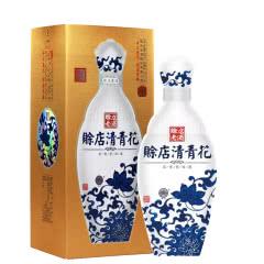 河南特产白酒 赊店老酒 青花瓷清青花52度500ml浓香型白酒 52度1瓶