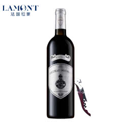 【扫码价249元/瓶,超级波尔多AOP】法国原瓶进口拉蒙松萨克酒庄干红葡萄酒750ml