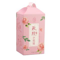 芽典玫瑰小花冠50g纸盒装茶叶
