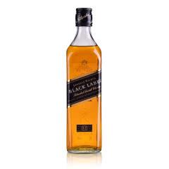 40°尊尼获加(Johnnie Walker) 黑方调配型苏格兰威士忌500ml