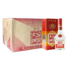 52°全兴大曲精制浓香型白酒250ml(12瓶整箱装)