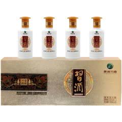 【老酒】53°贵州茅台酒厂(集团 ) 习酒金质100ml*4(2013年)
