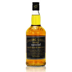 40°高朗洋酒 狮王威士忌 700ml烈酒