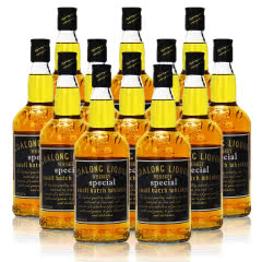 40°高朗洋酒 狮王威士忌 700ml*12瓶整箱烈酒