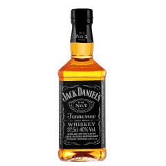 40°杰克丹尼黑标调配型威士忌375ml