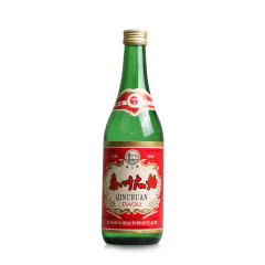 【老酒特卖】53°秦川大曲500ml(2000年)