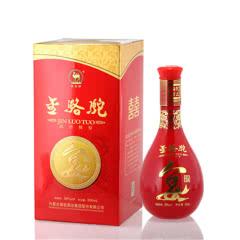 39°金骆驼宴酒清香型内蒙古特产500ml