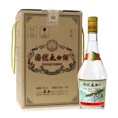 太白酒 55度凤香型国优太白 口粮酒 整箱750ml *4瓶