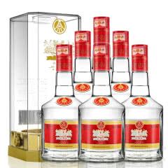 52°五粮液(股份)如意结珍品级500ml*6瓶浓香型白酒