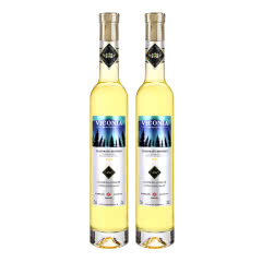 12°维科尼娅 甜型冰酒 冰白葡萄酒 375ml*2双支装