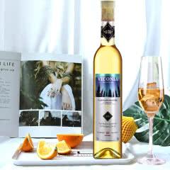 12°维科尼娅冰酒 冰白葡萄酒甜型红酒甜酒 375ml单支装