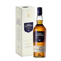 40°皇家蓝勋12年单一麦芽威士忌700ml