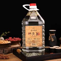 53° 酱香型白酒 秉台坤沙10 茅台镇固态纯粮酿造10斤桶装散酒