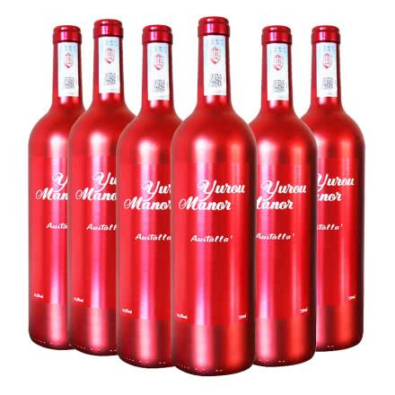 澳洲原瓶进口红酒澳洲红干红葡萄酒红酒整箱750ml*6