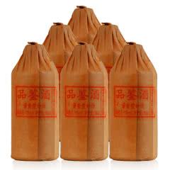 53°贵州茅台镇黔国志酒(品鉴版)酱香型白酒500ml*6(整箱装)