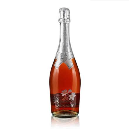 意大利原瓶进口 恋爱季 桃红甜女士甜型红起泡酒气泡酒葡萄酒750ml