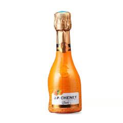 法国进口香奈葡萄酒起泡酒小瓶迷你蜜桃口味葡萄酒200ml