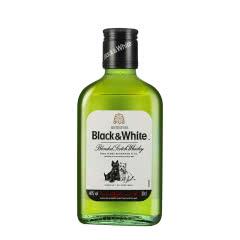 40°黑白狗调配苏格兰威士忌200ml