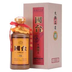 53°国台酒(大师工造)500ml(2017-2018年)
