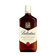 40°英国百龄坛特醇苏格兰威士忌1000ml