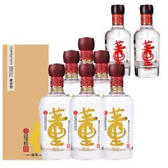 54°董酒(畅享版)500mlX6+46°董酒(100)100ml(乐享)X2