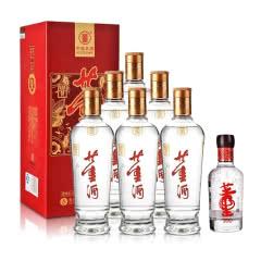 38°新贵董酒500ml*6+46°董酒(100)100ml(乐享)