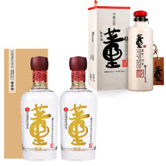 54°董酒(畅享版)500ml*2+54°董酒何香750ml