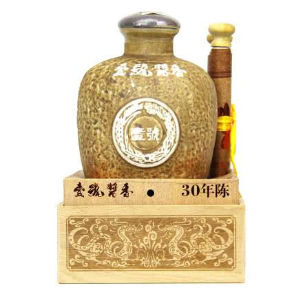 53度珍酒壹号酱香30年贵州珍酒酱香型750ml年份酒2008