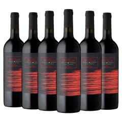 澳大利亚圣梦珊西拉赤霞珠红酒葡萄酒750ML*6支整箱装