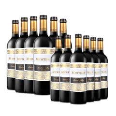 【买1得2】智利原瓶进口红酒巴布瑞智谜干红葡萄酒整箱红酒750ml*6