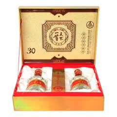 52°五粮液股份公司出品一尊天下礼盒好事成双礼盒 浓香型礼品白酒礼盒500mL(两瓶装)