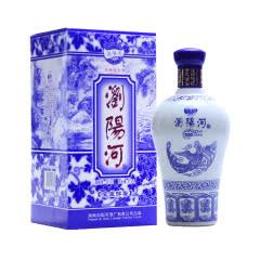52度浏阳河五里醇香浓香型475ml单瓶装