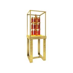 53°贵州茅台酒黄永玉十二生肖铜架版(2012年)500ml*12瓶