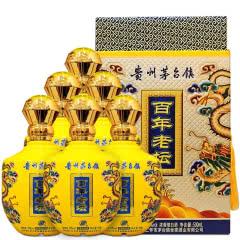 52°茅台镇百年老坛500ml(6瓶)