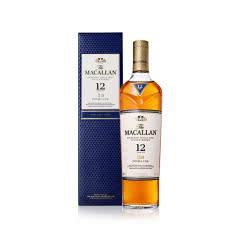 40°麦卡伦12年蓝钻单一麦芽威士忌700mL