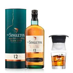 40°苏格登12年单一麦芽威士忌700mL
