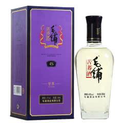 劲牌 劲酒 毛铺苦荞酒 紫荞 45度 500ml 单瓶装白酒