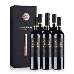 澳大利亚天鹅庄家族精选西拉干红葡萄酒整箱装750ml*6