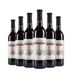 中国长城红标干红葡萄酒酒750ml(6瓶装)