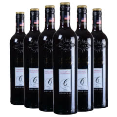 【原瓶进口】美国红酒阳光美国赤霞珠干红葡萄酒 750ml(6瓶)