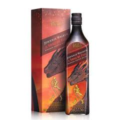 40.8尊尼获加权力的游戏塔格利安家族火龙限量版调配型威士忌700ml