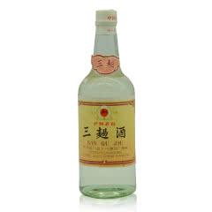 【老酒特卖】80年代87-89年泸州三曲高度老白酒 单瓶约500ml