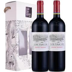 拉菲巴斯克珍藏红葡萄酒750ml*2
