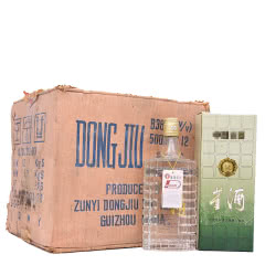 融汇陈年老酒 38° 董酒500ml (12瓶装)1997年