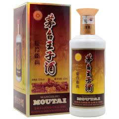 53°茅台王子酒酱门经典酱香型白酒500ml*1(2011年)