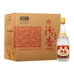 53°山西杏花村汾杏酒厂股份有限公司清香型白酒425ml*6瓶整箱装