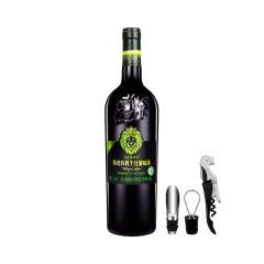 名仕艾菲尔AFEIR 甄选系列 有机干红葡萄酒 (重型瓶)750ml单瓶装